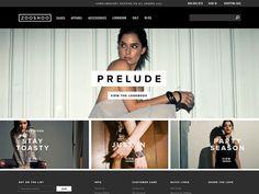 home page interface #flatui 60 Flat Web UI Design Inspiration   Graphic & Web Design Inspiration + Resources