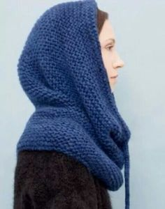 snood scarf - knitbrary totally going to make this for myself if i can get  some nice yarn! 0536023795