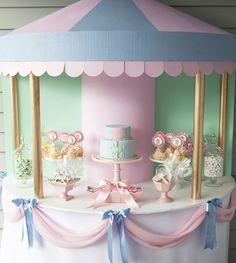 Carnival baby shower