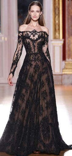 Zuhair Murad - Couture Fall/Winter 2012-2013 ♥✤ | Keep the Glamour | BeStayBeautiful (could easily be a repin from me)