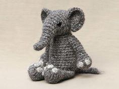Amigurumi Patterns Elephant : Amigurumi crochet crocodile alligator pattern cocodrilos
