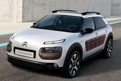 Citroën C4 Cactus: Rompedor | QuintaMarcha.com Cuando un modelo de producción no difiere mucho del prototipo suele ser de estética rompedora. Así sucede en el Citroën C4 Cactus, que destaca por los protectores exteriores Airbump y por su ligereza. Llegará en verano y se presentará en el Salón de Ginebra.