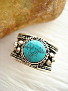 Boho Jewellery  Boho Ring  Boho Hippie Ring  by HandcraftedYoga, $25.00