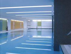 [ Younhyun Tile / 윤현상재 타일 ] Color Tile : Color System / Grand Hotel Salerno, Salerno, Italy 이탈리아 살레르노 그랜드호텔 수영장
