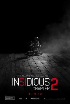 ICYMI: #Movie #Film #InsidiousChapter2Insidious2 Remember This: Insidious Chapter 2 (Insidious 2) (2013) #movie #throwback #horror: James…