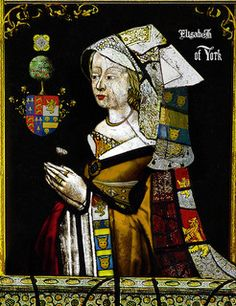 Elizabeth of York, Duchess of Suffolk (22 April 1444 – c. 1503) was the sixth child and third daughter of Richard Plantagenet, 3rd Duke of York and Cecily Neville.  She was a younger sister of Anne of York, Duchess of Exeter, Edward IV of England and Edmund, Earl of Rutland. She was an older sister of Margaret of York, George Plantagenet, 1st Duke of Clarence and Richard III of England.
