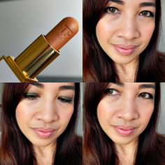 Tom Ford Lip Summer Color Shimmer (Limited Edition) Solar Gold: Review, Swatch, FOTD #review #swatch #tomfordbeauty #tomford at www.thefabzilla.com via @Kath TheFabzilla