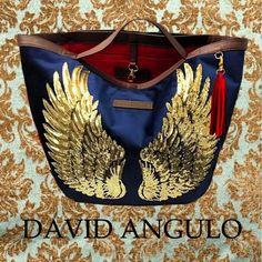Alas de libertad - Liberty Wings  #bags #fashion #design #handmade #musthave #purse #newcollection #freshluxury #travelbag #streetstyle #trend #miami #nyc #berlin #hamburg #munich #london #uk #panama #mexico #madrid #españa #milan #venezuela #caracas #diseñovenezolano #republicadominicana #santodomingo