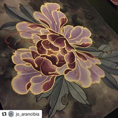 White and golden On black paper , drawing at Tattoo Experience Finger Tattoo – Top Fashion Tattoos Japanese Tattoo Art, Japanese Tattoo Designs, Japanese Flower Tattoos, Do It Yourself Bilder, Shape Tattoo, Peonies Tattoo, Peony Flower Tattoos, Asian Tattoos, Japanese Flowers