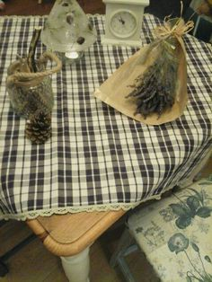 Beautiful french table cloth from fenny♡♥♡♥