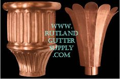 1000 Images About Gutters Scuppers Amp Downspouts On