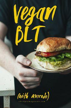 a classic sandwich made #vegan