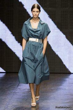 Donna Karan Весна-Лето 2015