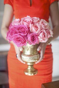 """Get the Look"" Wedding Flower Alternatives - Style Me Pretty"