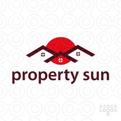 Property Sun - Great Logo! - keyideas: property, sun, rising sun, japan, australia, beach, travel, beach house, houses, properties, business, construction, building, investment, people, family, children, travel, happiness, pleasant, business, architecture, sea, convey , house park realty, real estate, home agent, house.
