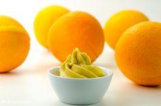 Je mehr Orangensaft du verwendest, desto intensiver der Geschmack. Wichtig ist nur, dass du ihn auf 100 ml einkochst.