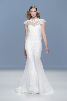 Los vestidos de novia de Cymbeline foto 09...