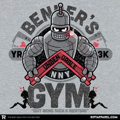 Bender's Gym Exclusive - RIPT Apparel