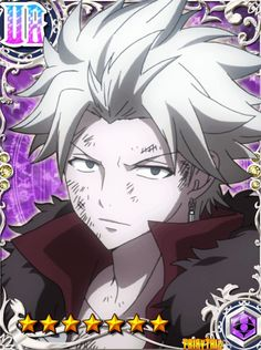 Fairy Tail Brave Guild - Sting Eucliffe