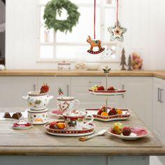 Villeroy & Boch Winter Bakery Serverware Collection