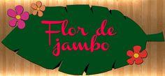 Logo Flor de Jambo