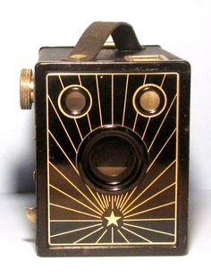 tanjatiziana:  M-20 Macy's Box Camera By Ansco