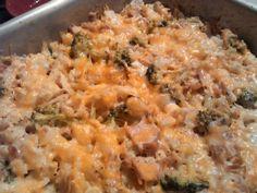 Low Carb (Keto) Tuna Broccoli Casserole Recipe by BROWNHC via @SparkPeople
