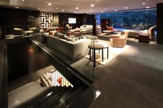 Minotti showroom by Hajj Designless