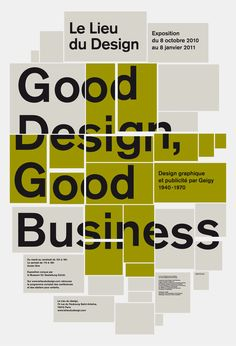 Helmo « Good Design, Good Business » Le Lieu du design