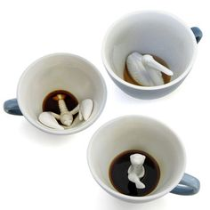 Sea Critters Creature Cup Set, $29.75, now featured on Fab.