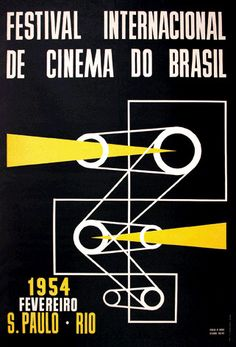 Alexandre Wollner & Geraldo de Barros, 1954