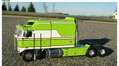 Truck models Where can I find this model? What is the scale on this KW K100 Arodyne Cabover Large Sleeper 144''  Like to see a 1/24 or 1/25 kits on this model. Thanks Linton.