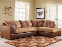 Brown Leather Sofa Cushions Leather Sofa, Brown Leather, Cushions On Sofa, Couch, Cheap Pillows, Living Room, Luxury, Furniture, Room Ideas
