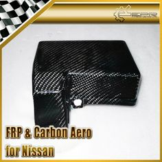 95.00$  Buy here - http://ali37m.worldwells.pw/go.php?t=32534932233 - New Car Styling For Nissan Skyline R33 Carbon Fiber Fuse Box 95.00$