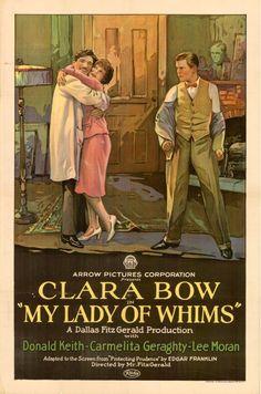 Silent Era Movie Posters, 1910s-1920s