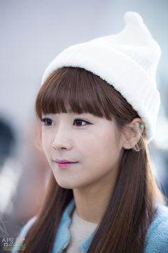 Crayon Pop SoYul @ Airport