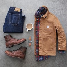 """Mi piace"": 134, commenti: 8 - SEIKK ↟ Explore Cool Stuff (@seikkmag) su Instagram: ""Morning Coffee Is Never A Chore - Jacket: @lckingmfg, Denim: @jcrewmens, Shirt: @ralphlauren,…"""