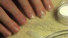 How to basic acrylic nail fill in tutorial youtube nails how to do it yourself acrylic nails via youtube solutioingenieria Image collections