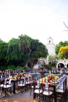 Los Angeles River and Gardens Center Wedding Photographer Olivia and Joe | Christopher Todd Studios