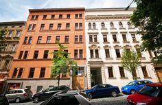 Pronájem bytu 3+1, Praha 2 - Vinohrady - Záhřebská, 94m2, po rekonstrukci, balkon,