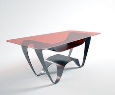 Carbon fiber chair on Behance