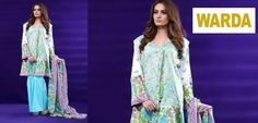 Warda Eid Latest New Collection 2017 For Women
