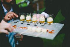 Cómo elaborar un menú de boda saludable