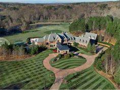 Field of Dreams: Home of Atlanta Braves Pitcher John Smoltz - Christie's International Real Estate