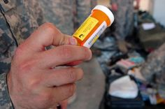 Opioid Prescriptions High for US Soldiers Returning From Deployment