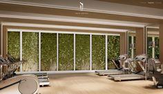Monaco Penthouse- Gym