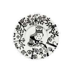 Iittala Taika Plate 15 Cm, Black