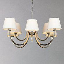 Buy John Lewis Amari Ceiling Light, 8 Arm Online at johnlewis.com