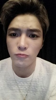 Another selca by Jae Joong