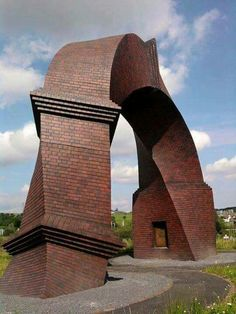 Brickwork art